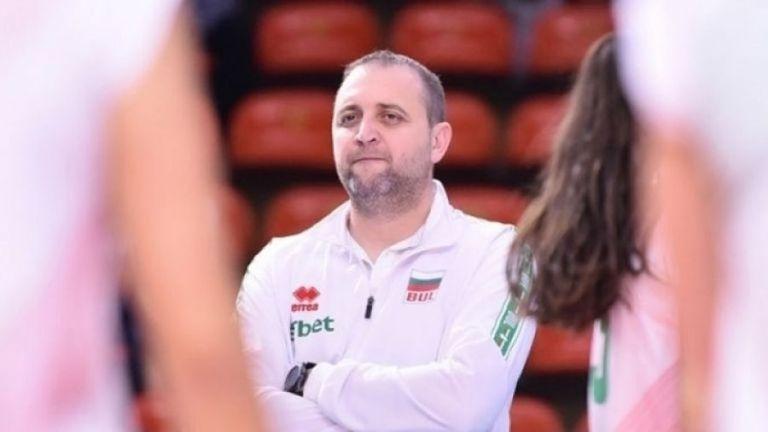 Иван Петков: Златната лига ще бъде добра подготовка за Европейското първенство