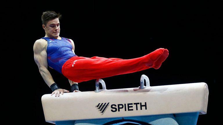 Две титли от пет финала за Русия на ЕП по спортна гимнастика