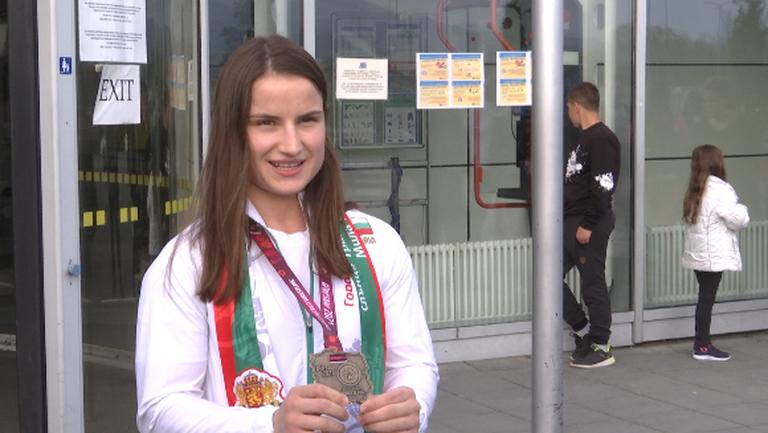 Биляна Дудова: Щастлива съм, много исках тази титла