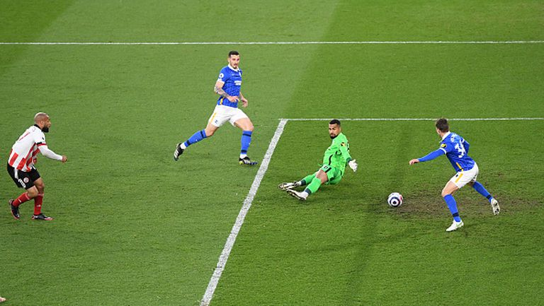 Шефилд Юнайтед - Брайтън 1:0