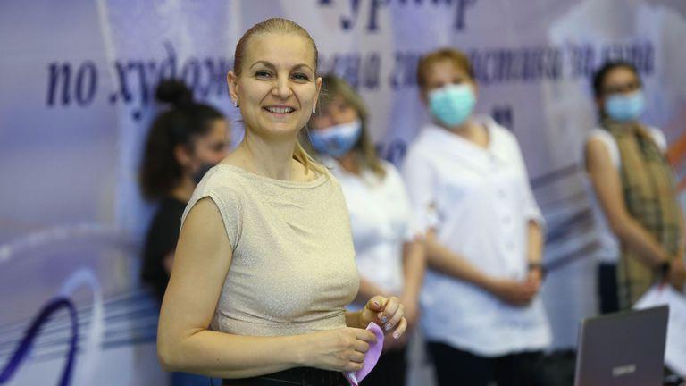 """Мария Гатева: 780 деца се включиха в осмото издание на турнира за купа """"Нюанс"""" в НСА"""