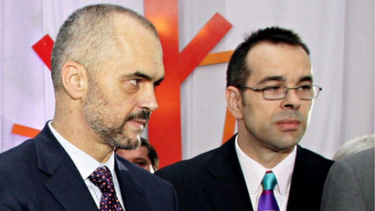 Братът на албанския премиер отхвърли обвиненията за участие в инцидента в Белград