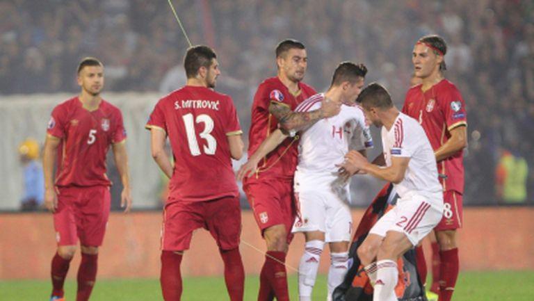 Джака обясни защо се е нахвърлил върху Митрович заради албанското знаме