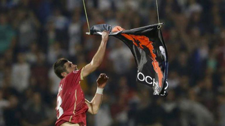 Албания поиска независимо разследване на инцидентите от мача със Сърбия