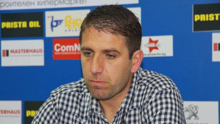 Георги Чиликов: Срам е бургаското дерби да се играе в Сливен