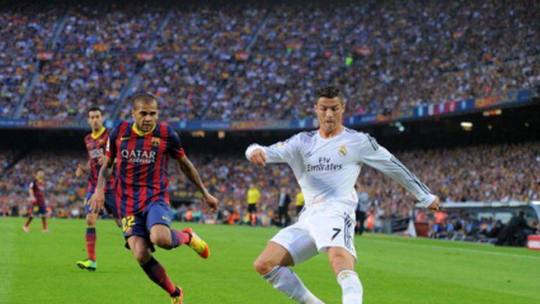Барса срещу Реал Мадрид чак на финал за Купата на краля (вижте потоците)