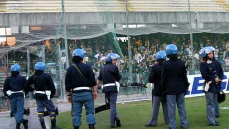 Стрaхът от Камората победи футбола - фарс на дерби в Италия