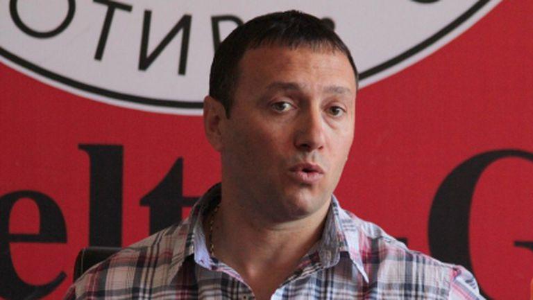 Георги Марков: Ако продължим да играем така, ще изпаднем