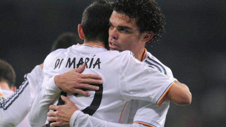 Пестелив Реал Мадрид на 1/8-финал за Купата на краля (видео)