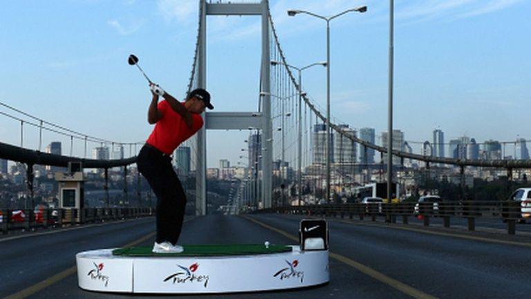 Най-богатите голфъри