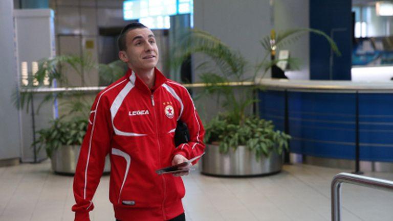 Карачанаков: Щастлив съм в ЦСКА, но не ми дават да говоря (видео)