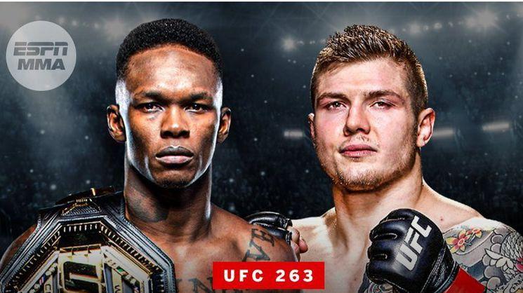 Официално: Адесаня срещу Ветори на UFC 263