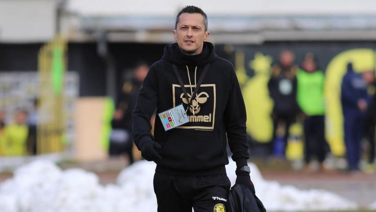 Христо Янев: Философията на Струмска слава е да не играе футбол