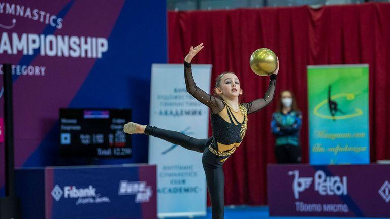Дара Малинова спечели многобоя в квалификацията за категория Елит при девойките младша възраст