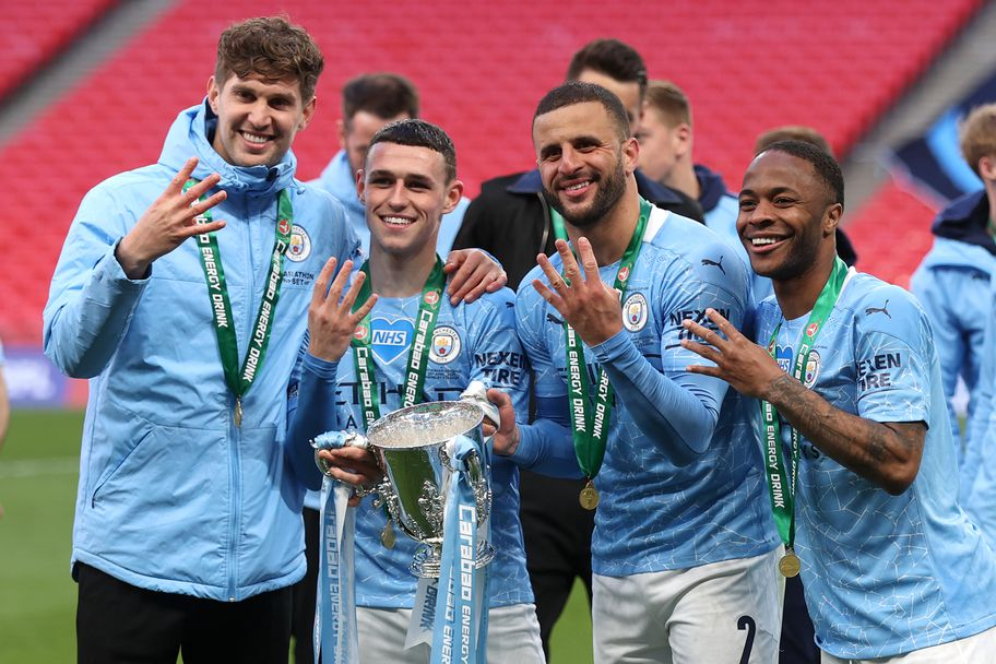 Манчестър Сити отново спечели Купата на Лигата