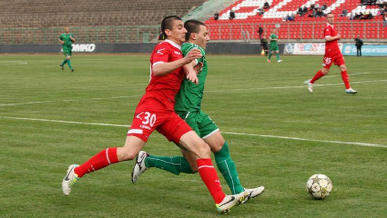 Сръбския Неймар с впечатляващ първи гол за ЦСКА - червените с нов зрелищен успех (видео)