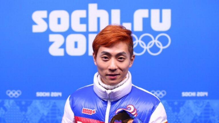 Виктор Ан е най-успешният състезател на Зимните олимпийски игри в Сочи