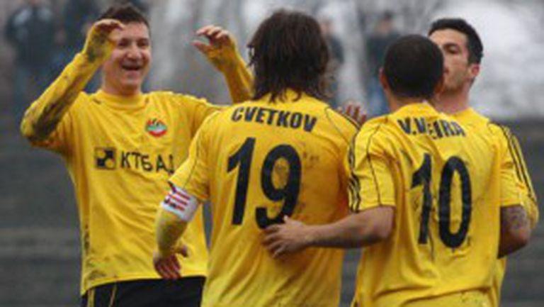 Ботев (Пд) ще се връща към победите срещу Пирин (ГД)