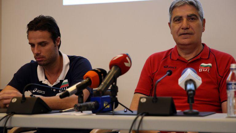 Камило Плачи: Искам от волейболистите ми да играят добре, а не да мислят за медали(1 част)