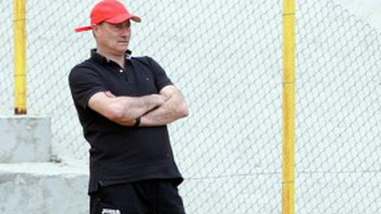 В Локо (Сф) тренират дузпи за реванша с Левски