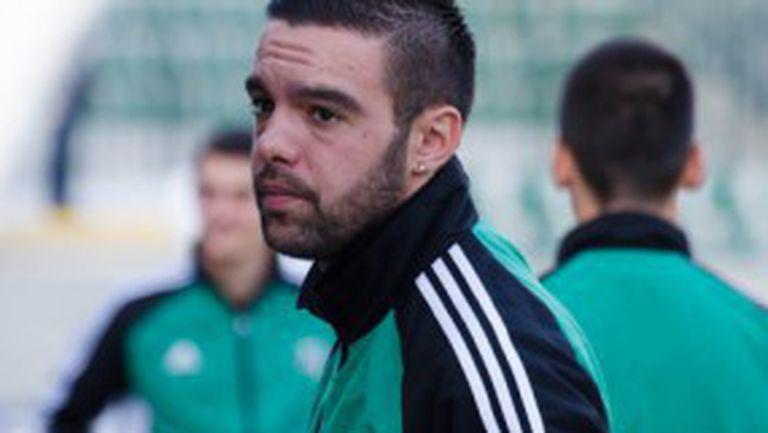 Играч на Лудогорец: Любо Пенев да забрави за конфликта, искам да играя за България