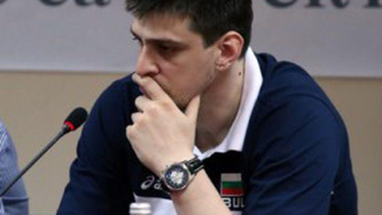 Тодор Алексиев: Очакванията за тази година както винаги са големи (ВИДЕО)
