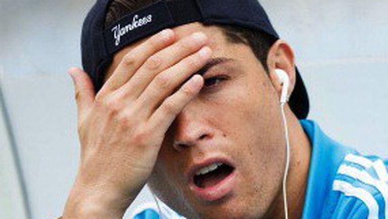 Кристиано Роналдо извън топ 10 по пари