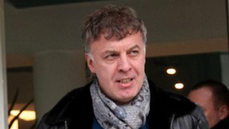 Батков реши: Сираков се връща в Левски