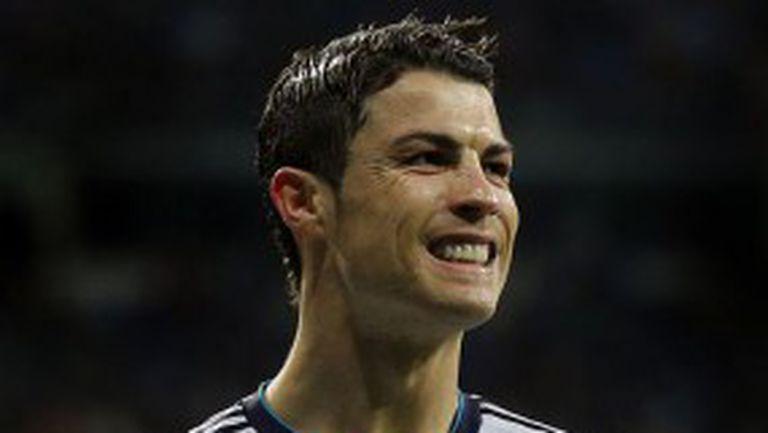 В Португалия: Кристиано не иска нов договор с Реал М