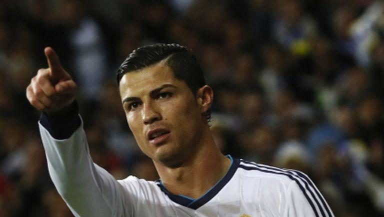 Реал Мадрид трябва да плати 166 млн. за Кристиано