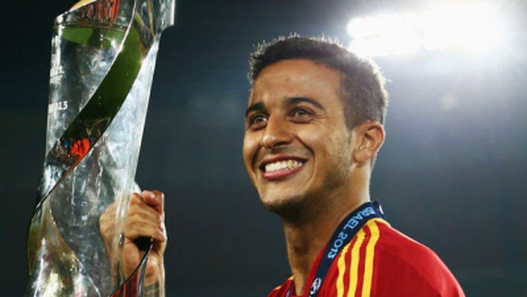 Пике: Трябва да убедим Тиаго, че Барселона е най-доброто място за него
