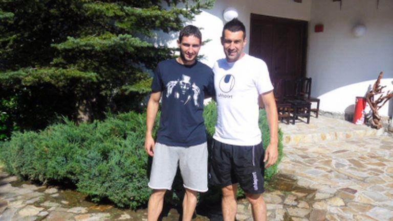 Александър Тунчев ще тренира с Локо (Пд)