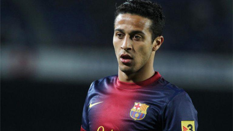 Решено: Тиаго ще играе в Ман Юнайтед
