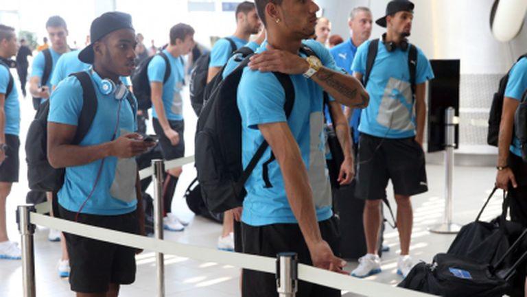 Левски замина за Казахстан с 20 футболисти