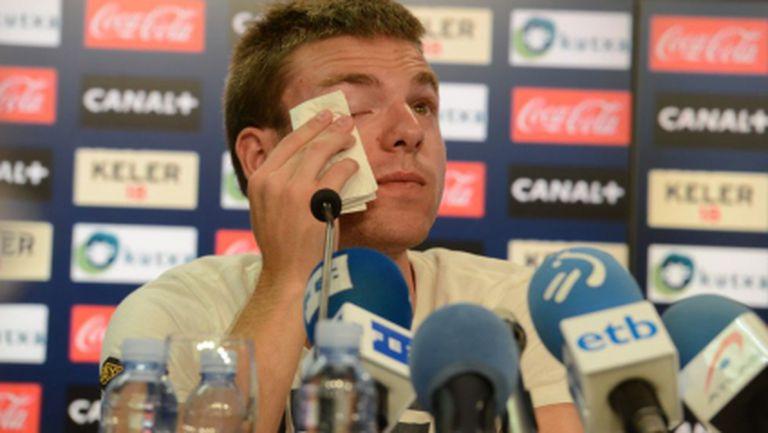 Ияра през сълзи: Нямаше как да откажа на Реал Мадрид