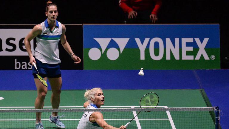 Сестри Стоеви загубиха финала на двойки във Франция