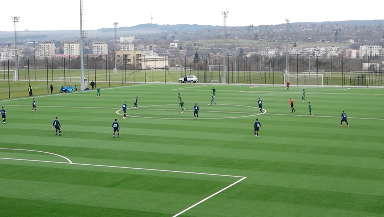 (U19) Лудогорец - Монтана 2:0