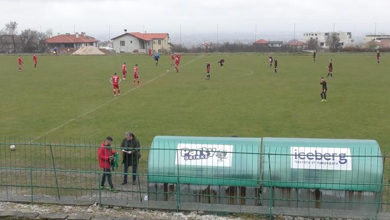(U19) Сокол (Марково) - ЦСКА-София 0:4