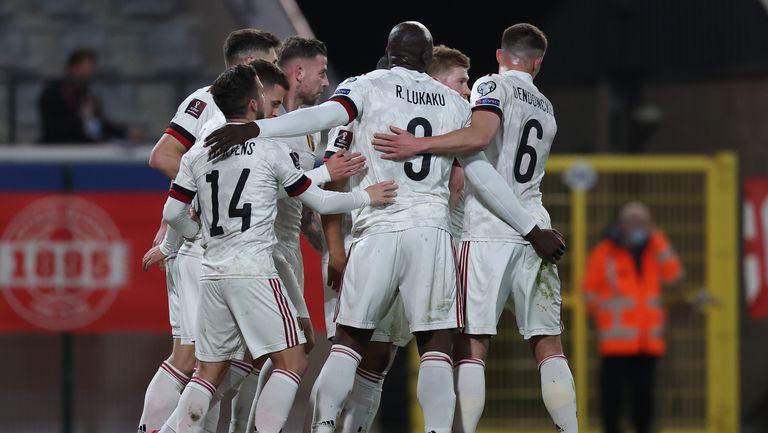 Белгия заминава за Чехия без седем футболисти