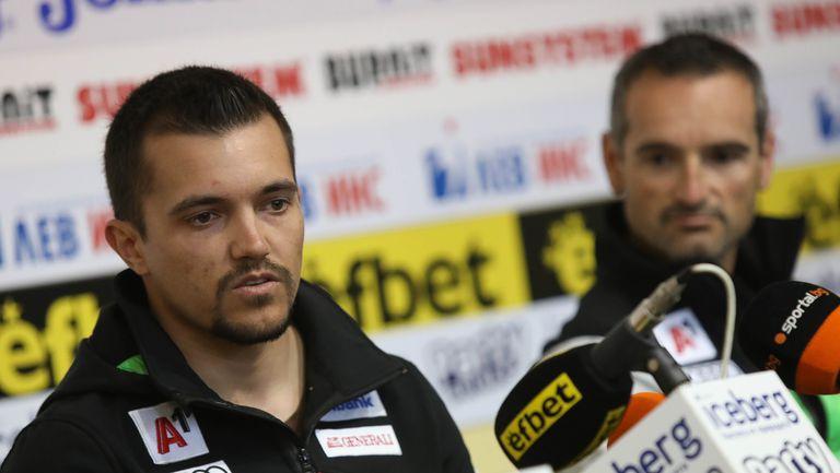 Алберт Попов се надява на успешна олимпийска година