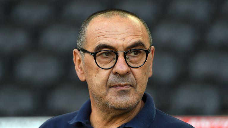 Маурицио Сари ще застане начело на Рома от лятото