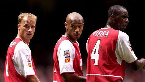 Три легенди на Арсенал се присъединиха към шведския милиардер, който иска да купи клуба