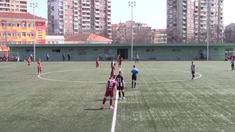 (U17) Септември - Локомотив (София) 3:0