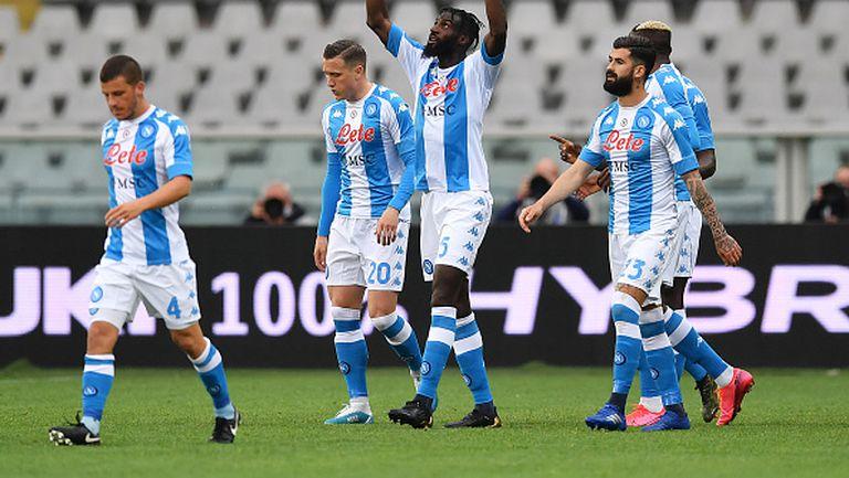 Торино - Наполи 0:2
