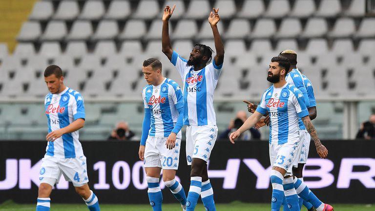 Наполи даде заявка за Шампионската лига (видео)