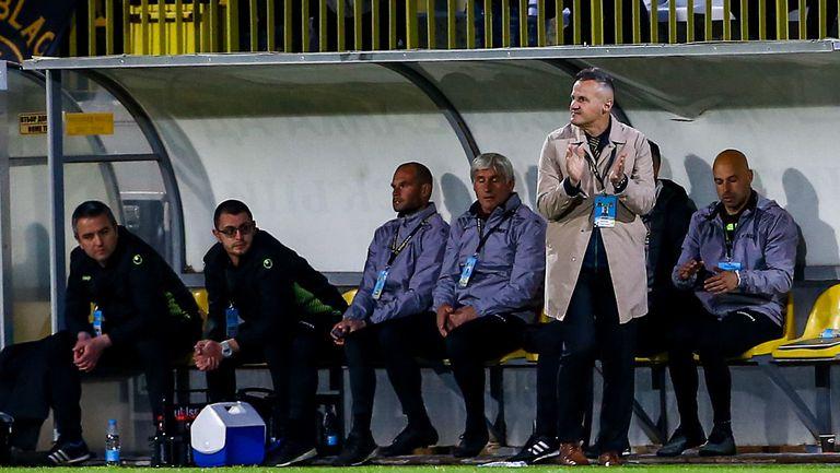 Валентич: Не е срамно да загубиш от Лудогорец, първият гол ни пречупи
