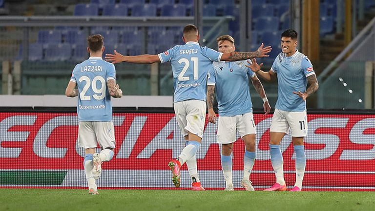 Лацио нанесе тежка загуба на Милан с 3:0