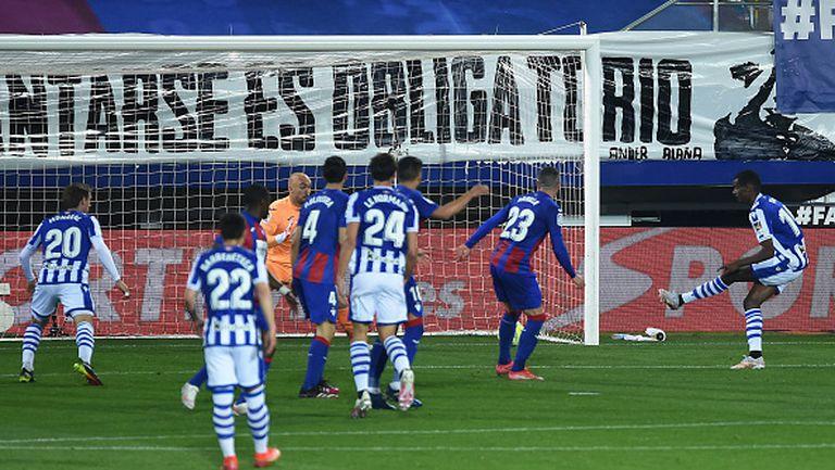 Ейбар - Реал Сосиедад 0:1