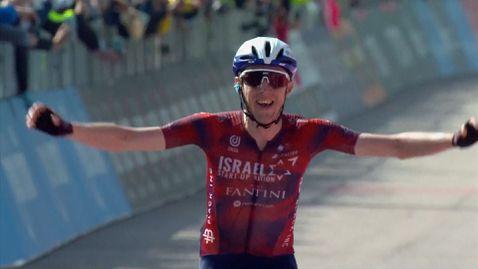 Дан Мартин спечели 17-ия етап на Джирото