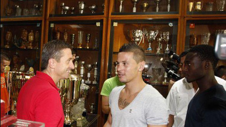 Жереми Родригес се връща в Локо (Пд)